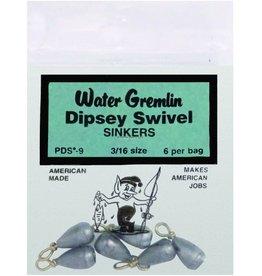 Water Gremlin Water Gremlin PDS-9 Dipsey Swivel