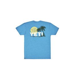 Yeti Yeti Surfs Sunset T-Shirt