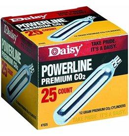 Daisy Daisy 12 Gram CO2 25ct