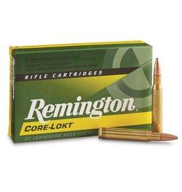 Remington Remington Core-Lokt 30-06 Springfield 150 Gr