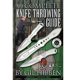 Gil Hibben Gil Hibben's The Complete Knife Throwing Guide UC882