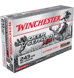 Winchester Winchester Deer Season XP 243 win 95gr Extreme Point Polymer Tip