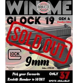 Draw #085- Glock 19 Gen 4 Canadian Edition