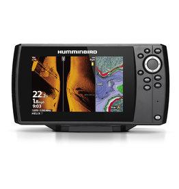 humminbird Humminbird Helix 7 Chirp MSI GPS G3 Mega DI, SI