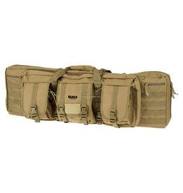 """Rukx Gear ATI Tactical 42"""" Double Rifle Bag Tan Rukx Gear"""