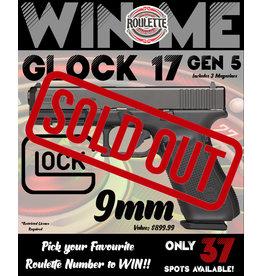 Draw #096- Glock 17 Gen 5 Roulette