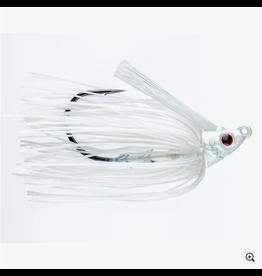 FT Swim Jig 3/8 oz White