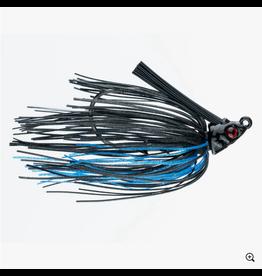 FT Swim Jig 1/2 Black/Blue