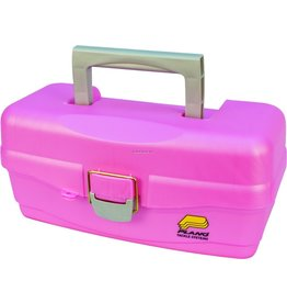 Plano Plano 1 Tray Box Pink