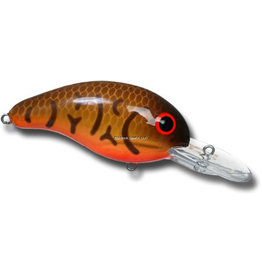 """BANDIT Bandit BDT304 300 Series Crankbait, 2"""", 3/8 oz, Crawfish/Orange Belly, Floating"""
