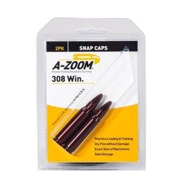 A-ZOOM A-ZOOM 308 WIN SNAP CAPS 2/PKG