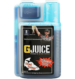 G Juice G Juice Freshwater U2 Pro Formula,16oz dual neck bottle, treats 960 gal