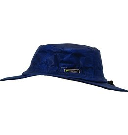 Frogg Toggs Frogg Toggs FTH101-12 Waterproof Bucket Hat, Royal Blue, Adjustable