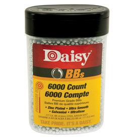 Daisy Daisy Zinc Plated BBs 6000 Pack .177 Caliber (4.5mm)