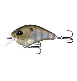 """13 Fishing 13 Fishing FD65-6-1 Flatty Daddy - Flat Sided Crankbait - 2.5"""" - 1/2oz - Rusty Bream"""