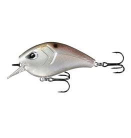 "13 Fishing 13 Fishing FD65-6-24 Flatty Daddy - Flat Sided Crankbait - 2.5"" - 1/2oz - Casper Shad"