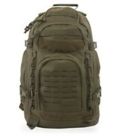 Highland Tactical Foxtrot-Dark Green Back Pack HL-BP-62-DG