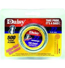 Daisy Daisy 7785 Pellets 22 Hollow Point 500ct