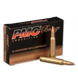 PMC PMC Bronze 223 REM 55gr FMJ