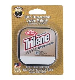Berkley Berkley TFLM12-15 Trilene 100% Fluorocarbon Leader Material 12lb 25yd Pocket Pack Clear (3055125-12)
