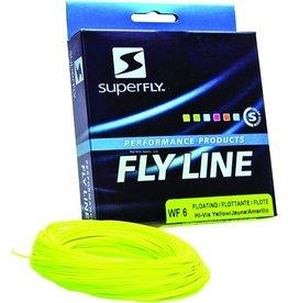 Superfly SFFL-WF6F Fly Line WF Floating 6wt (018276)