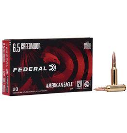 American Eagle Federal American Eagle 6.5 Creedmoor 120Gr Open Tip Match