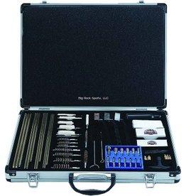 GunMaster GunMaster Universal Cleaning Kit 61 pc Aluminum Case