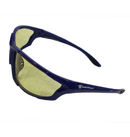 Smith & Wesson Smith & Wesson Major Shooting Glasses Blue , Amber Lens