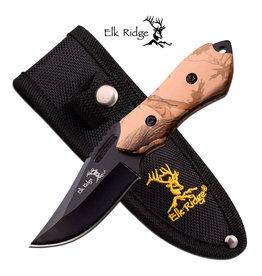 """Elk Ridge ELK RIDGE ER-562BC FIXED BLADE KNIFE 6"""" OVERALL"""
