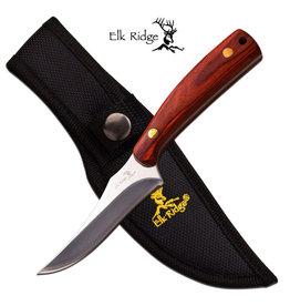 "Elk Ridge Elk Ridge ER-299WD FIXED BLADE KNIFE 7"" OVERALL"