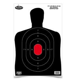 "Birchwood Casey Dirty Bird Target 12""X18"" BC27 Silhouette Splattering Target"