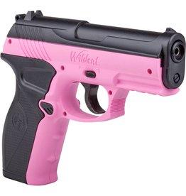 Crosman Crosman Wildcat Pink CO2 BB Pistol - 480 fps