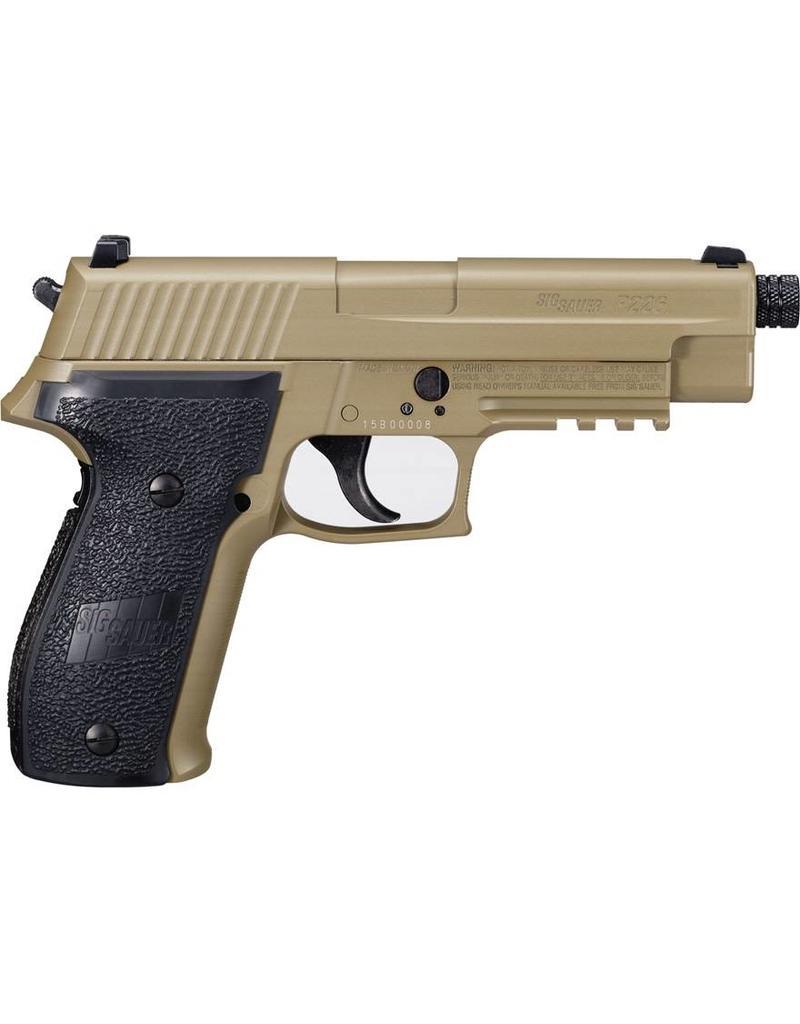 Sig Sauer Sig Sauer P226  177 Pellet Pistol w/ Blowback - 450 FPS (Dark  Earth))