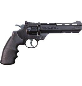Crosman CROSMAN CO2 VIGILANTE REVOLVER .177 Pellets or BB Pistol - 465 FPS