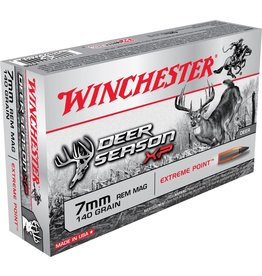 Winchester WINCHESTER DEER SEASON AMMO XP 7MM REM MAG 140GR EXTREME POINT 20/BX