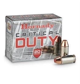 Hornady 357 Sig 135 gr FlexLock® Critical Duty 20ct