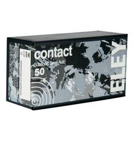 ELEY ELEY CONTACT .22LR SUBSONIC SEMI AUTO AMMO 50/BX