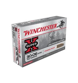 Winchester WINCHESTER SUPER-X 30-06 SPRG 150GR PP 20/BX
