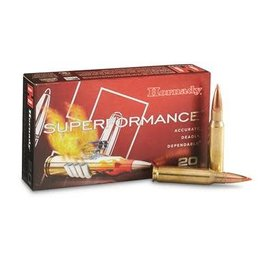 Hornady HORNADY AMMO 300 SAVAGE 150GR SST SUPERFORMANCE 20/BX