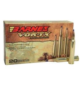 BARNES AMMUNITION BARNES VOR-TX AMMO 300WSM 150GR TIPPED TSXBT 20/BX