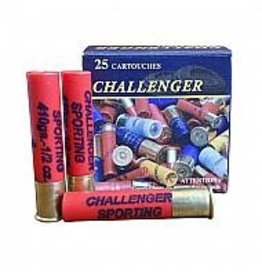 "Challenger CHALLENGER LEAD GAME LOAD 410G 2 1/2"" LENGTH 7.5 SHOT 1/2 OZ 25/BX"