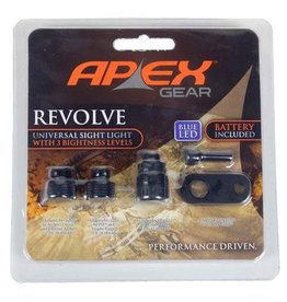 Apex Gear Apex Gear Revolve Universal Sight Light w/3 Brightness Levels