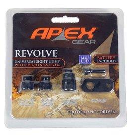 Apex Gear Apex Gear Revolve Universal Sight Light w/3 Brightness Levels