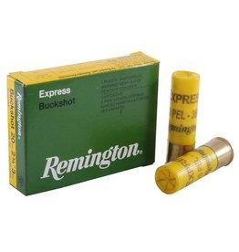 Remington REMINGTON EXPRESS AMMO 20GA 2 3/4IN  3 BUCKSHOT 5/BX
