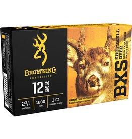 Browning BROWNING AMMO 12 GA 2 3/4 IN 1 OZ BXS SABOT SLUG 5/BX