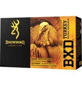 Browning BROWNING AMMUNITION BXD TURKEY LOAD 12GA 3.5IN 1 7/8 OZ 4 SHOT 10/BX