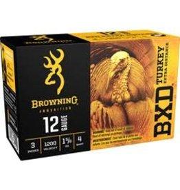 Browning BROWNING AMMUNITION BXD TURKEY LOAD 12G 3.5IN 1 7/8OZ 6 SHOT 10/BX