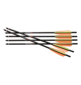 Centerpoint Centerpoint Crossbow Bolts Arrows 6-pack Includes 6 field points moon-nocked