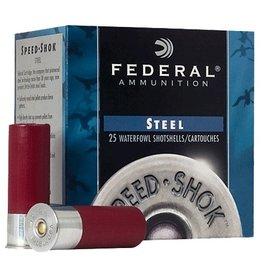 Federal FEDERAL AMMUNITION STEEL WATERFOWL 12GA 3 1/2IN 89MM 1 3/8OZ. BB SHOT SPEED-SHOK 25/BX