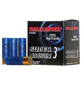 """Challenger Challenger Super Magnum 12ga 3"""" BBB 1/8oz Steel"""